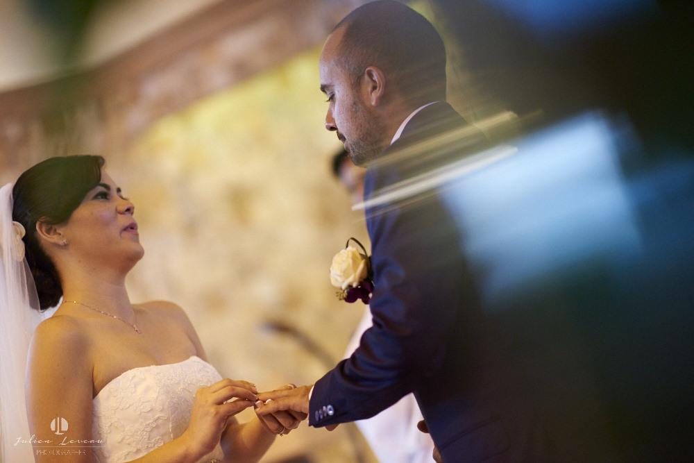 Destination wedding photographer - Real Marriage at the Westin Resort Vallarta - church ceremony