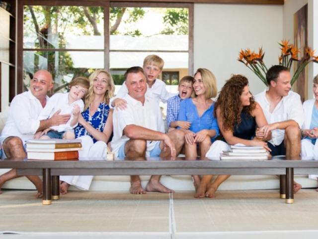 Professional photographer - Family photo shoot in Punta Mita