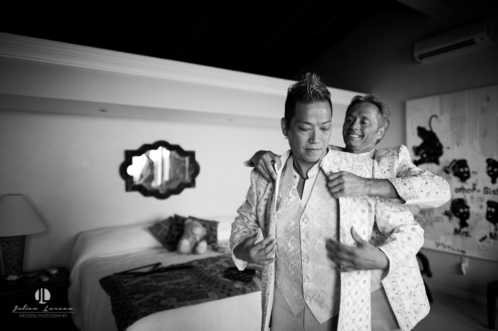 Professional photographer - LGBT Wedding in Puerto Vallarta - lgbt couple