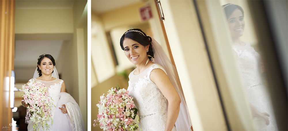 Professional Photographer - Wedding at Grand Velas Puerto Vallarta flowers
