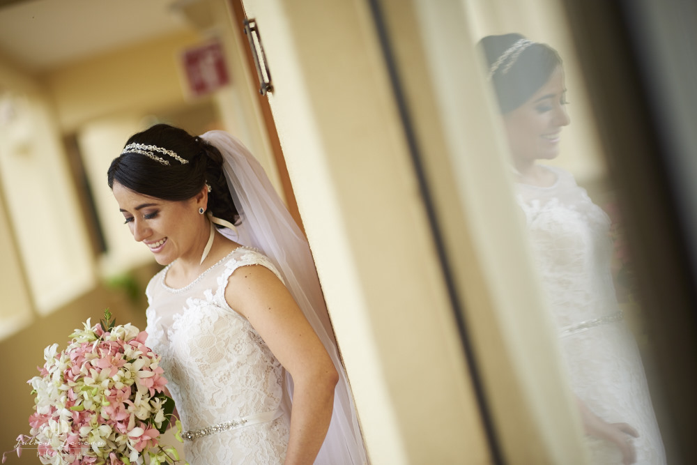Professional Photographer - Wedding at Grand Velas Puerto Vallarta dress