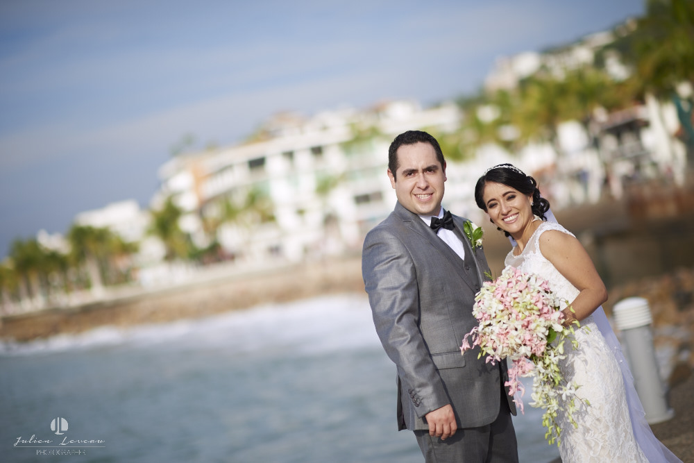 Professional Photographer - Wedding at Grand Velas Puerto Vallarta Banderas Bay