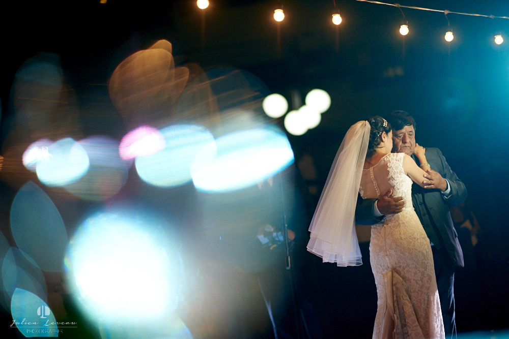 Professional Photographer - Wedding at Grand Velas Puerto Vallarta first dance