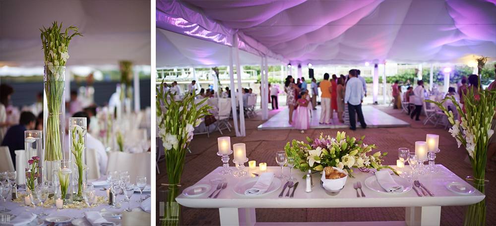 Professional wedding photographer - Marriage at Grand Mayan Palace, Nuevo Vallarta, Nayarit - decoration