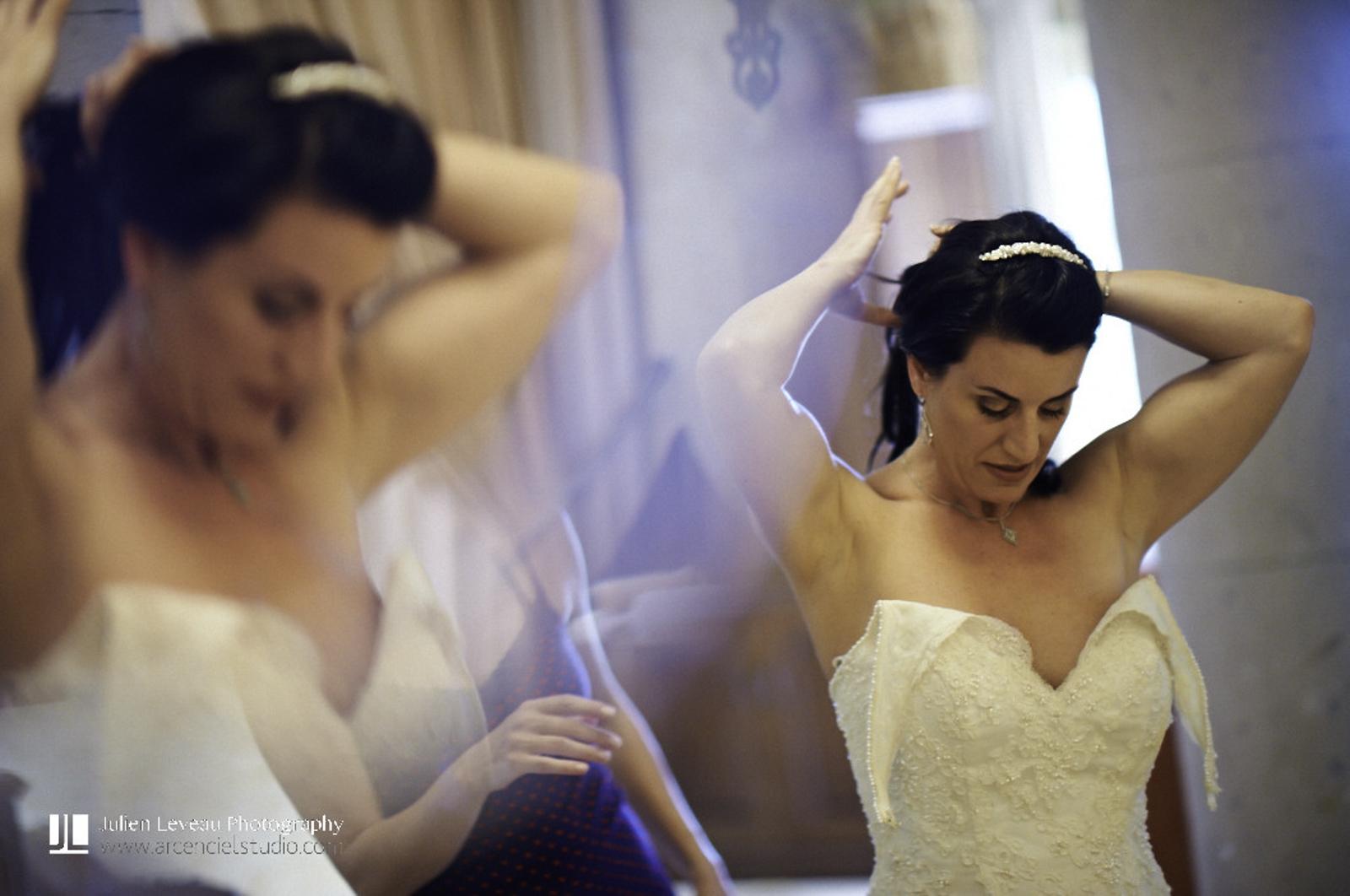 Destination Wedding photographer Puerto Vallarta - Getting ready