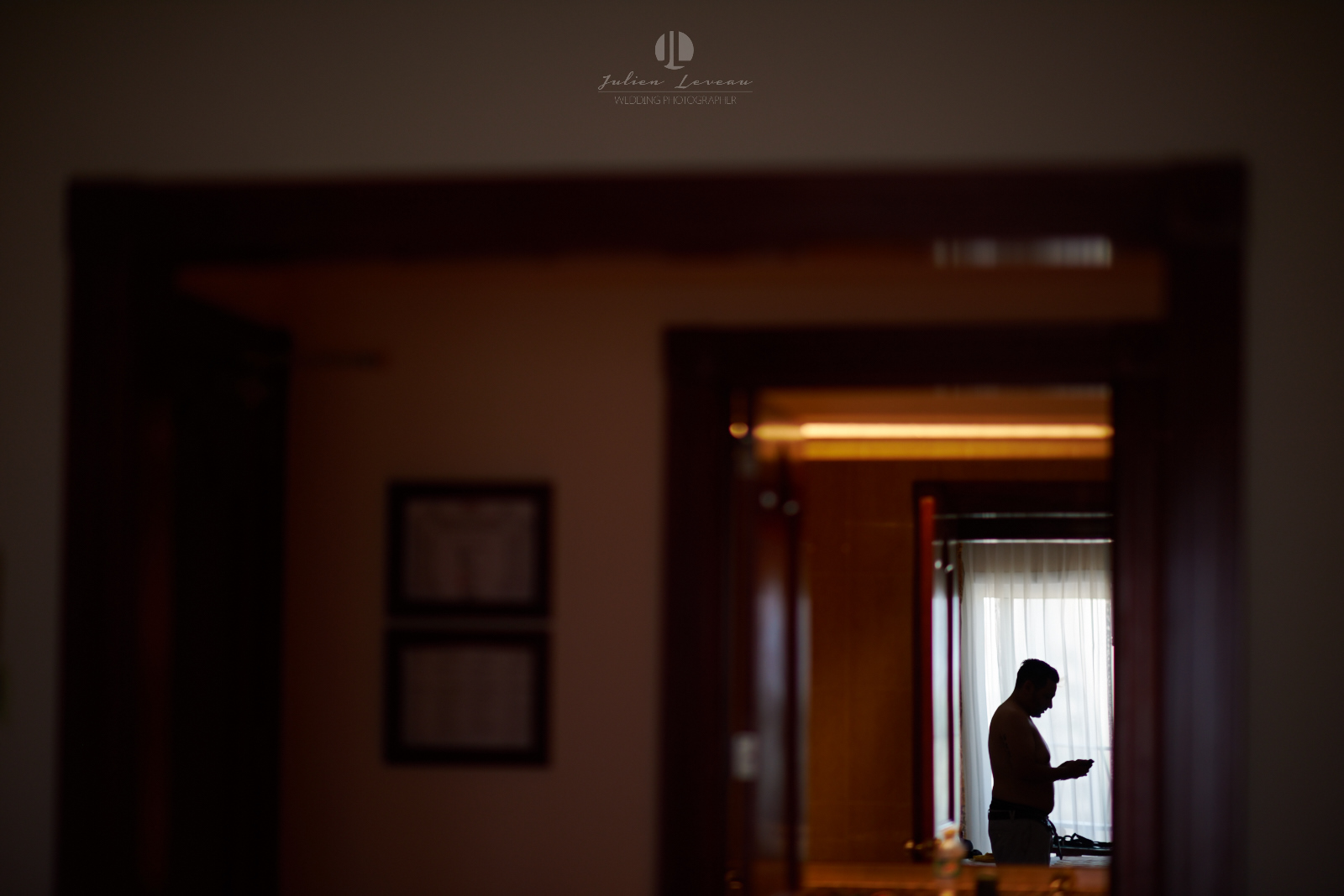 Wedding Photographer in Martoca Beach Garden - Groom getting ready in his hotel