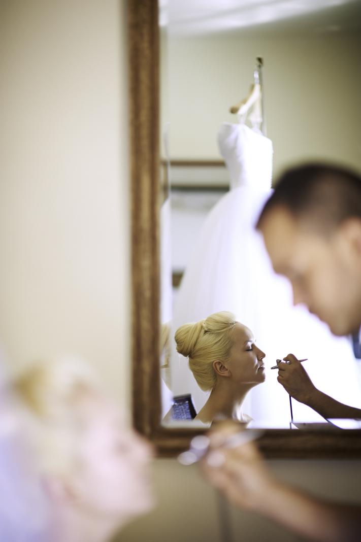 Wedding Photographer Puerto Vallarta - Getting ready pitures