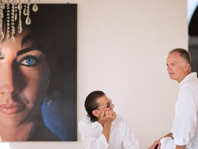 Professional photographer - Romantic session at Casa Kimberly - art