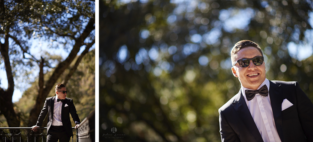 Professional Photographer – Romantic wedding at Sierra Lago, Jalisco, Mexico - groom is ready