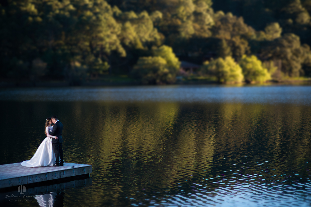 Professional Photographer – Romantic wedding at Sierra Lago, Jalisco, Mexico - artistic photography by the lake