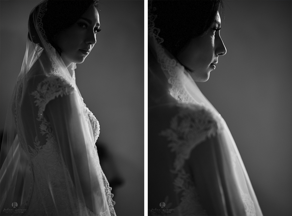 Wedding Photographer - Documentation at San Sebastian del Oeste, Jalisco - bride in her dress