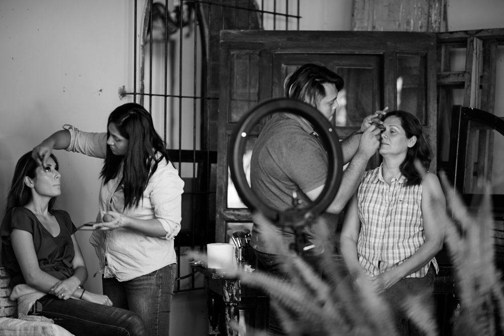 Wedding Photographer - Documentation at San Sebastian del Oeste, Jalisco - hair salon