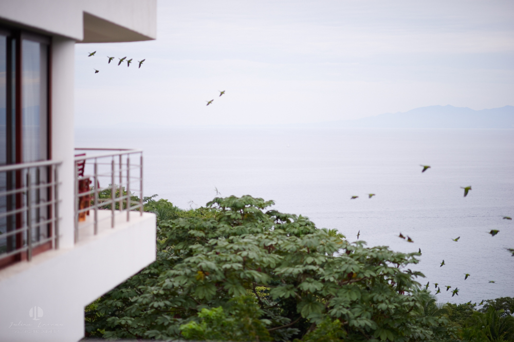 Professional Photographer in Puerto Vallarta - Real Wedding at Casa Karma - Ocean view