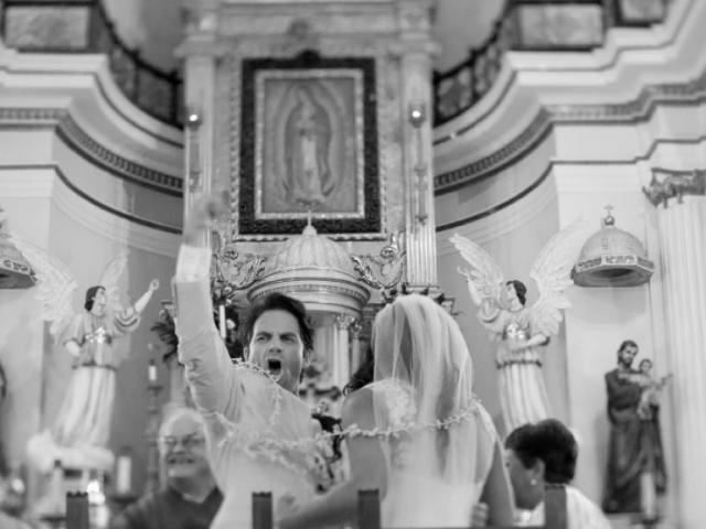 Professional Photographer in Puerto Vallarta - Real Wedding at Casa Karma - Ceremony celebrations