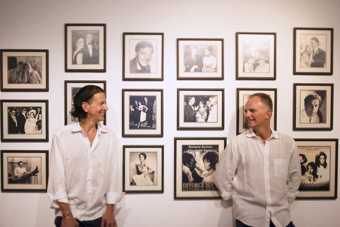 Wedding photographer in Puerto Vallarta - LGBT couple in hacienda san angel paintings