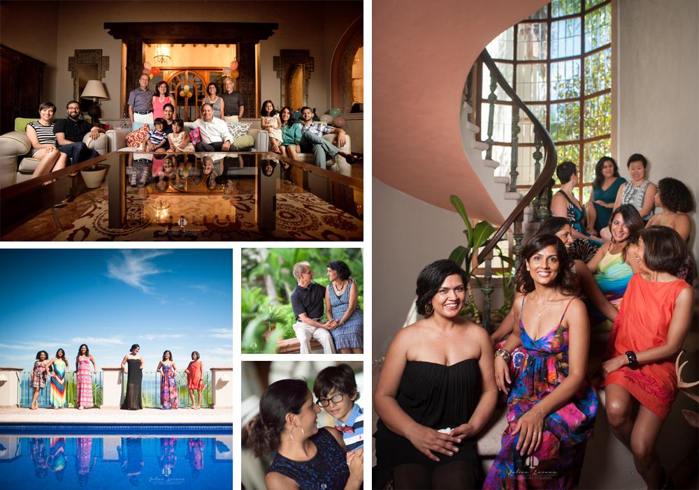 Puerto Vallarta family photographer - at home