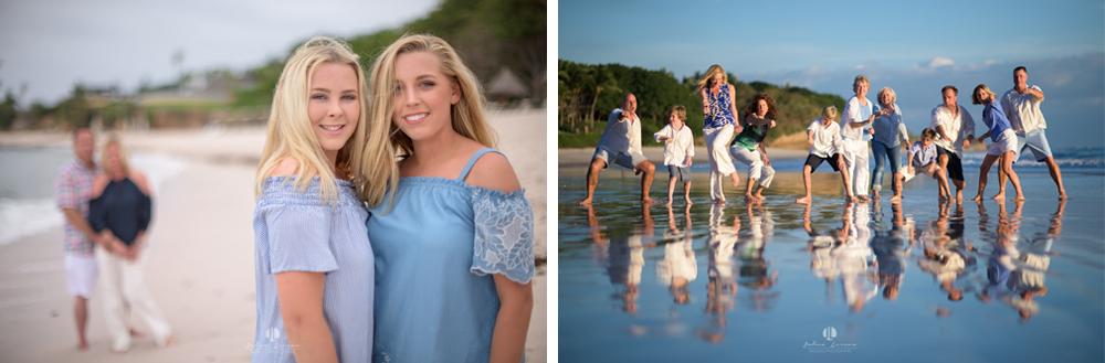 Puerto Vallarta family photographer - on the beach
