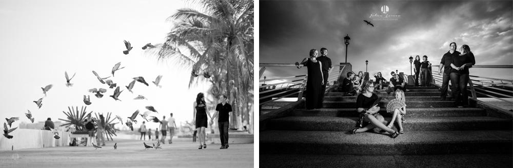 Puerto Vallarta family photographer - on the street