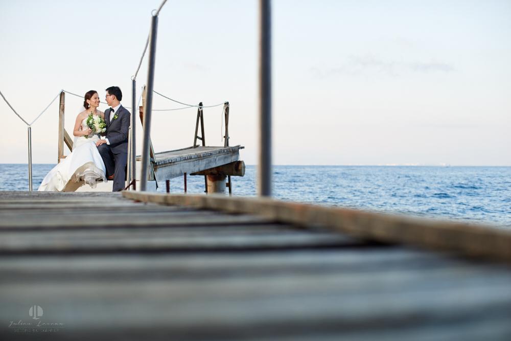 Wedding photography in Puerto Vallarta – Villa Mandarinas