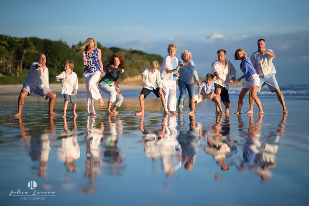Professional photographer – Family Session at Rancho 11, Punta Mita