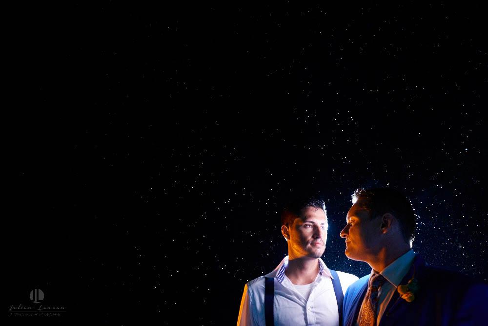 Professional photographer, LGBT wedding in Puerto Vallarta