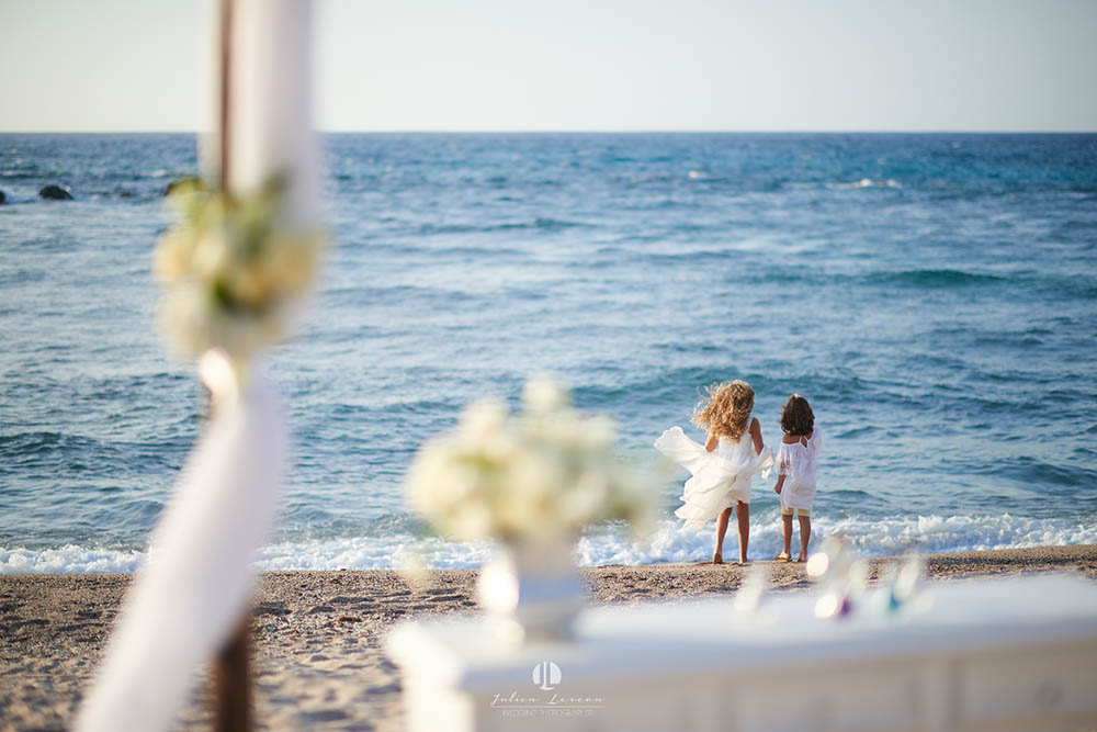 Wedding photographer in Punta Mita - beach club