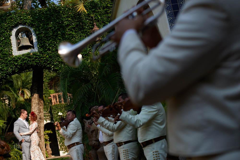 Wedding at hacienda San Angel Puerto Vallarta
