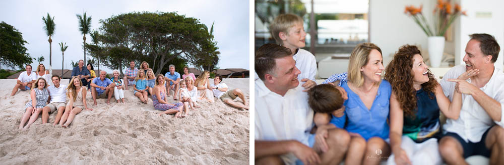 Punta Mita family photographer - at home