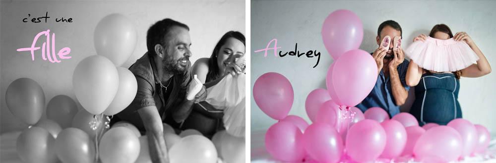 Maternity Photo Shoot - Announce
