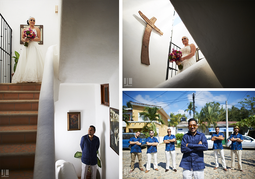 Professional Photographer - Real wedding at San Pancho, Nayarit - religion