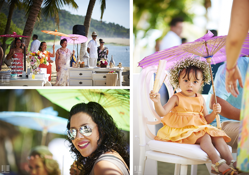 Professional Photographer - Real wedding at San Pancho, Nayarit - beach