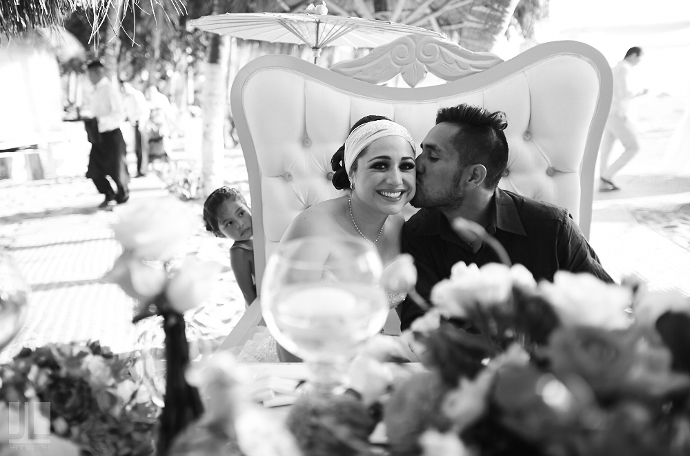 Professional Photographer - Real wedding at San Pancho, Nayarit - photo-journalism