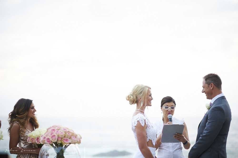 Wedding photographer - Beautiful beach set up