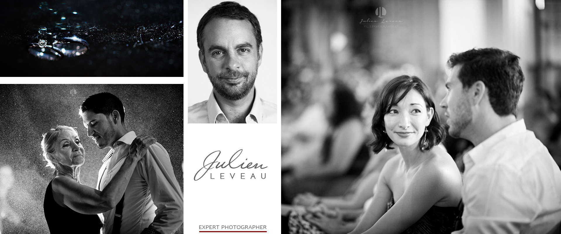 Wedding photographer in Puerto Vallarta, Julien Leveau