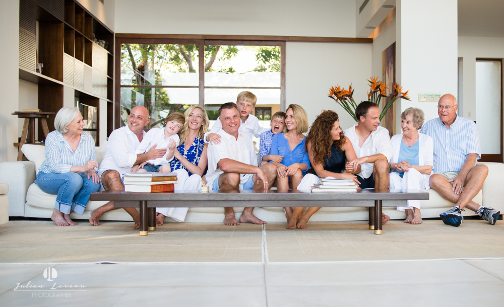 Professional photographer - Family photo shoot in Punta Mita