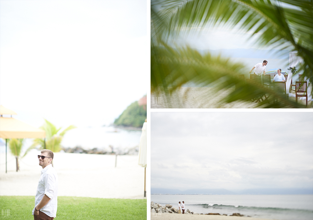 Professional wedding photographer - Real marriage in Sayulita - Beach