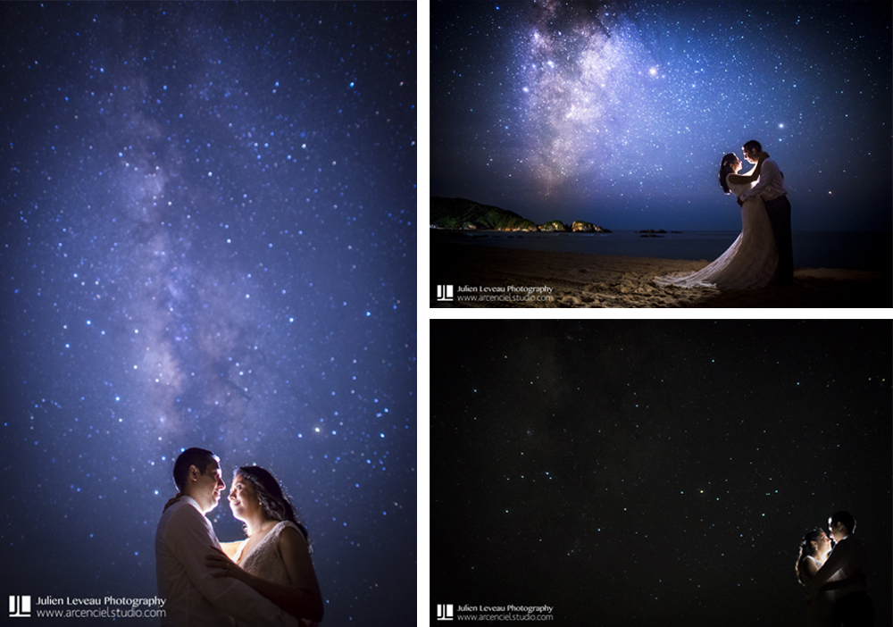 Professional photographer - Milky Way session in Puerto Vallarta