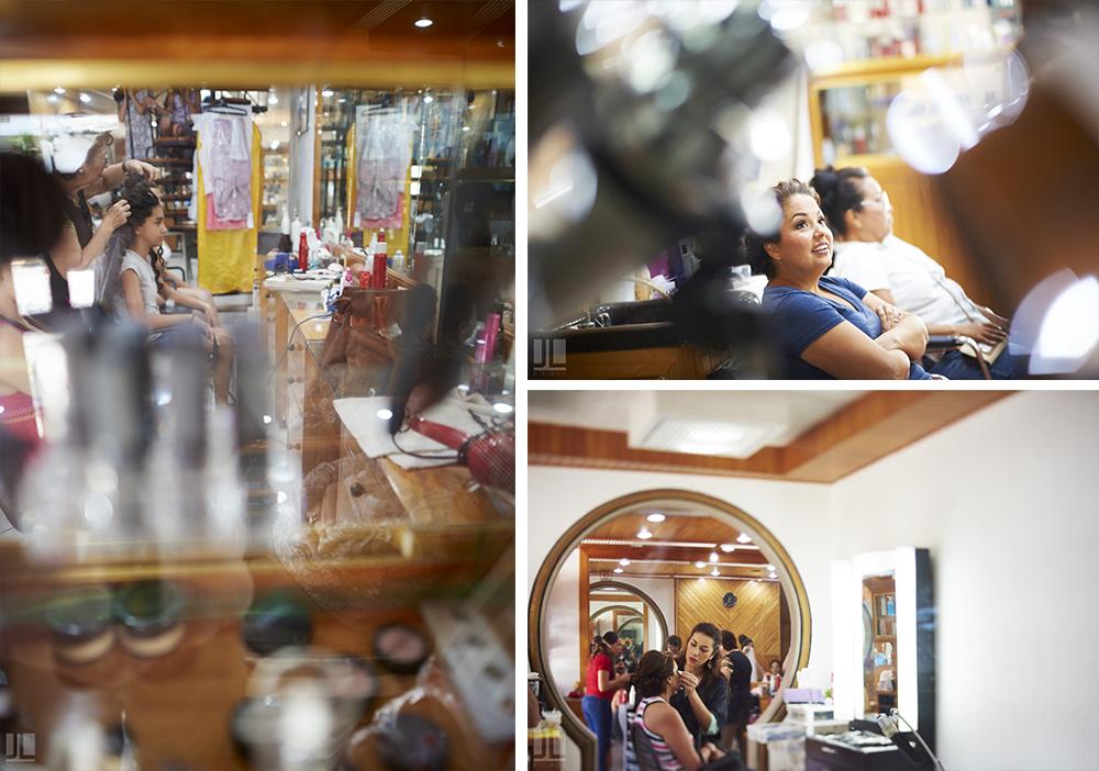 Professional wedding photographer - Marriage at Grand Mayan Palace, Nuevo Vallarta, Nayarit - getting ready