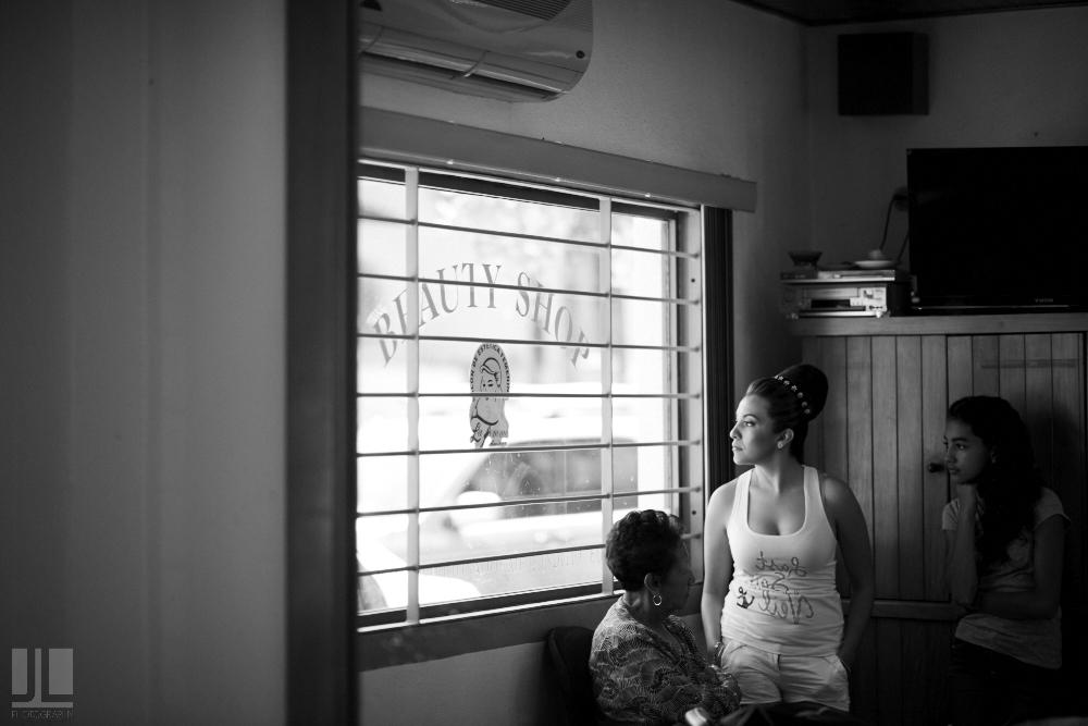 Professional wedding photographer - Marriage at Grand Mayan Palace, Nuevo Vallarta, Nayarit - beauty shop