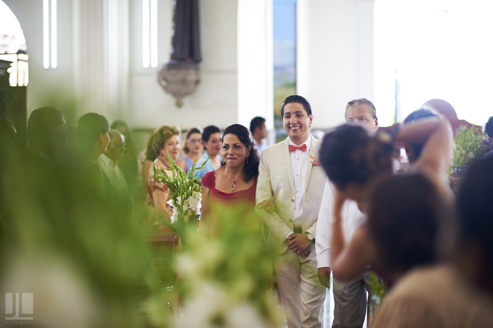 Professional wedding photographer - Marriage at Grand Mayan Palace, Nuevo Vallarta, Nayarit - ceremony