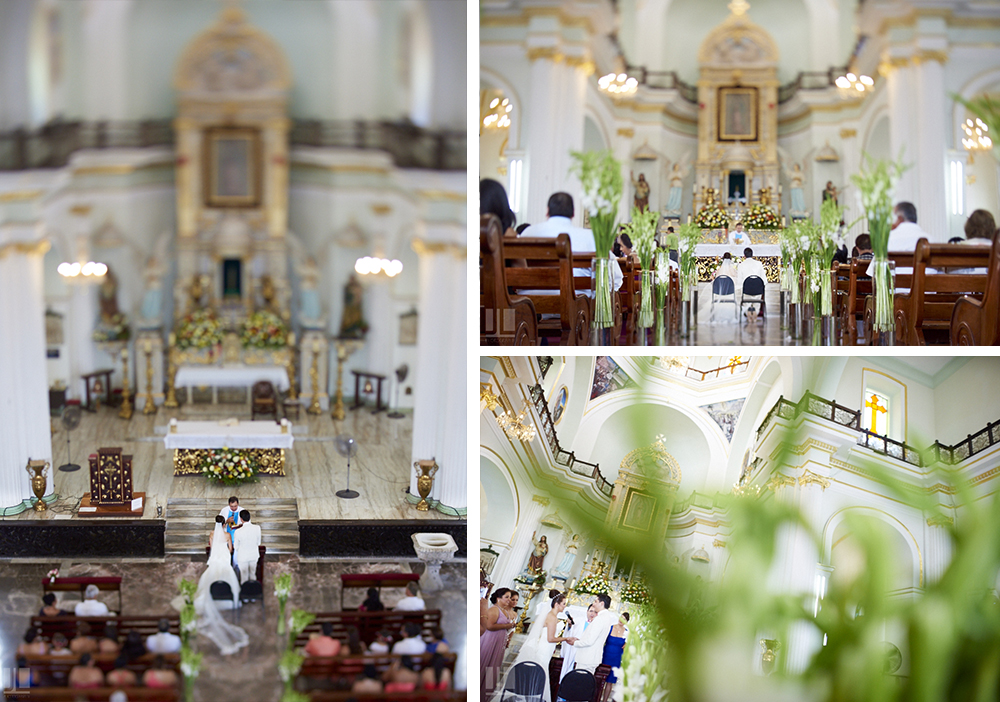 Professional wedding photographer - Marriage at Grand Mayan Palace, Nuevo Vallarta, Nayarit - Parroquia de Guadalupe