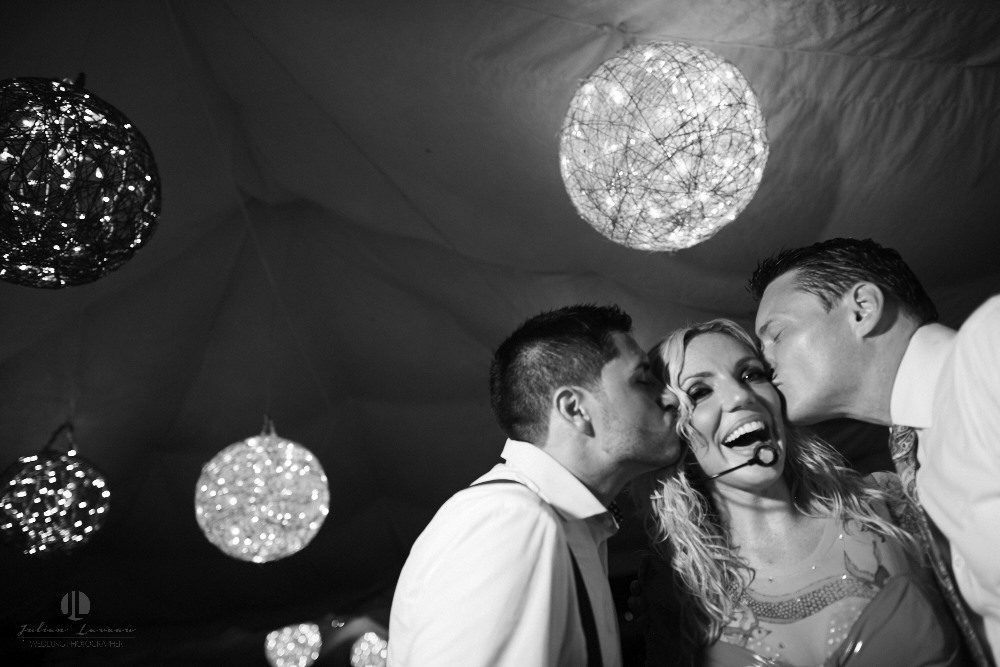 Professional Photographer in Puerto Vallarta - LGBT wedding at Villa Mandarinas