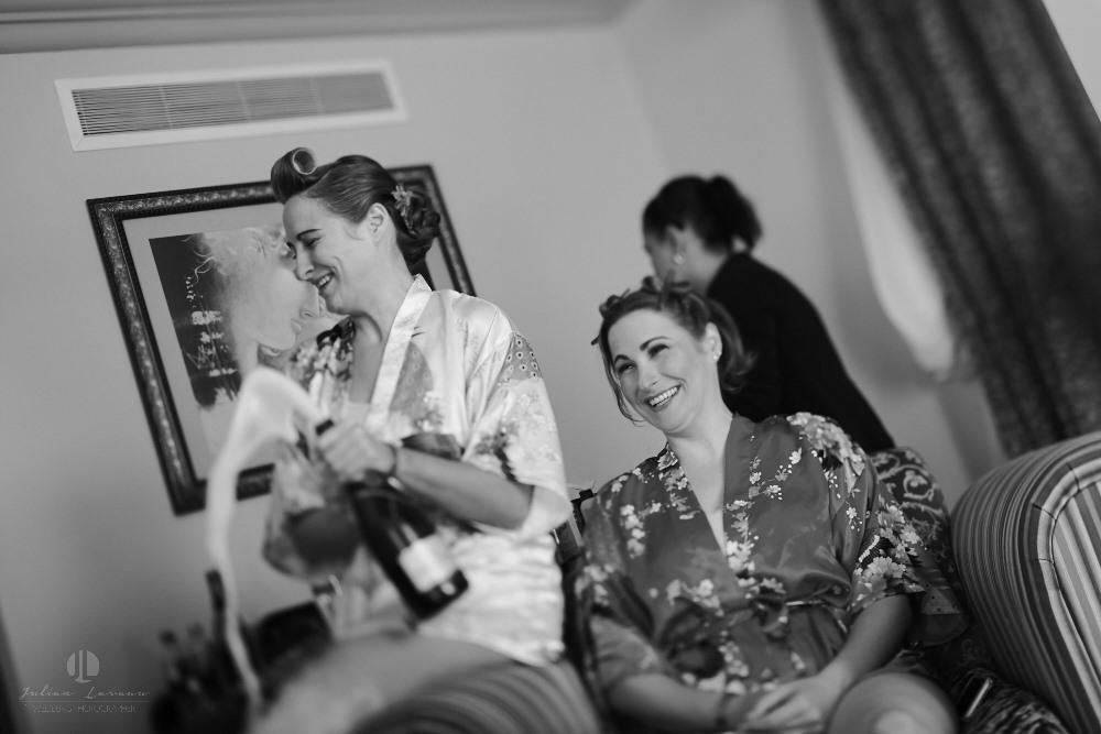 Puerto Vallarta Wedding Photographer - Getting ready at Crown Paradise