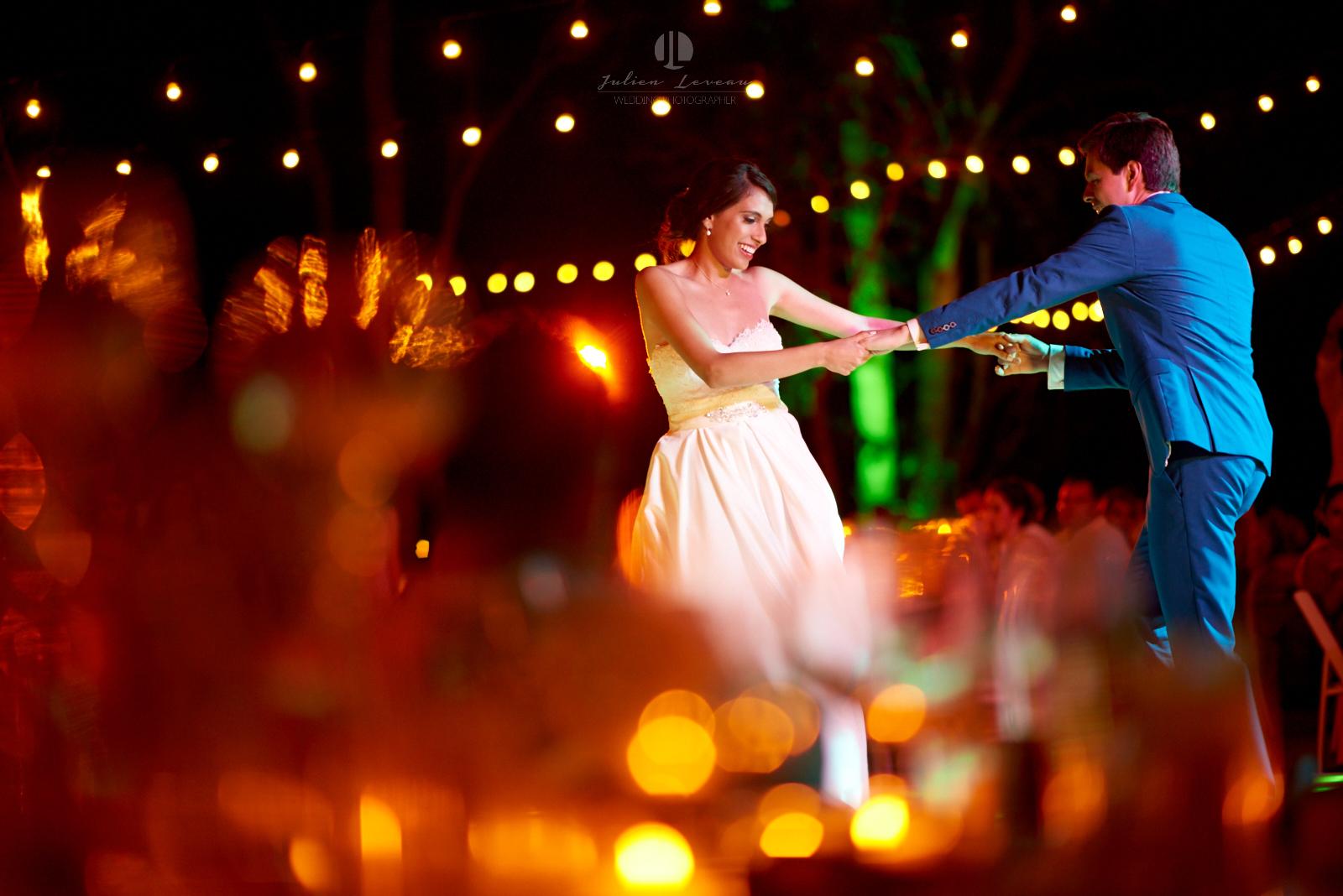 Wedding Photographer in San Pancho Nayarit - First dance