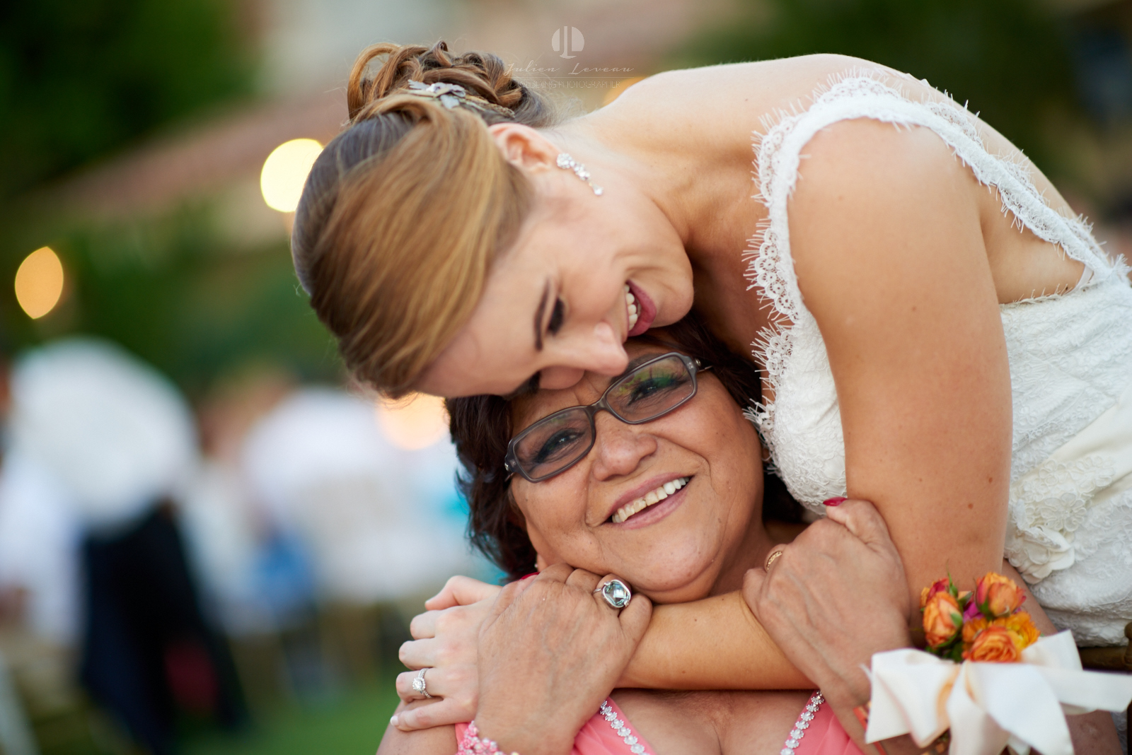Wedding Photography in Bucerias- Bride and her mother in law