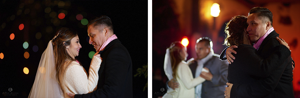 Professional Photographer – Romantic wedding at Sierra Lago, Jalisco, Mexico - party dance