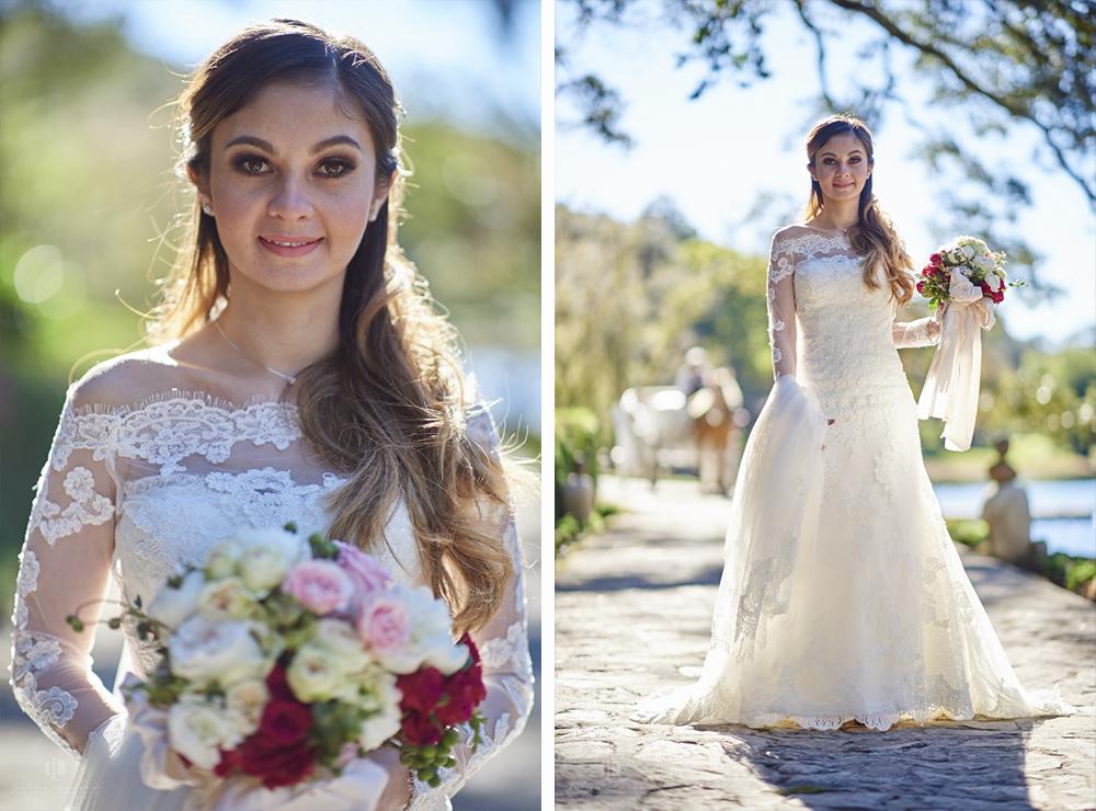 Professional Photographer – Romantic wedding at Sierra Lago, Jalisco, Mexico - bride portrait