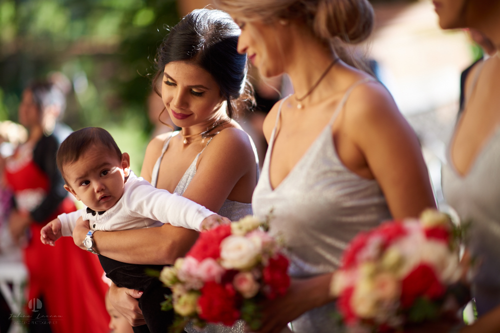 Professional Photographer – Romantic wedding at Sierra Lago, Jalisco, Mexico - bride's maids