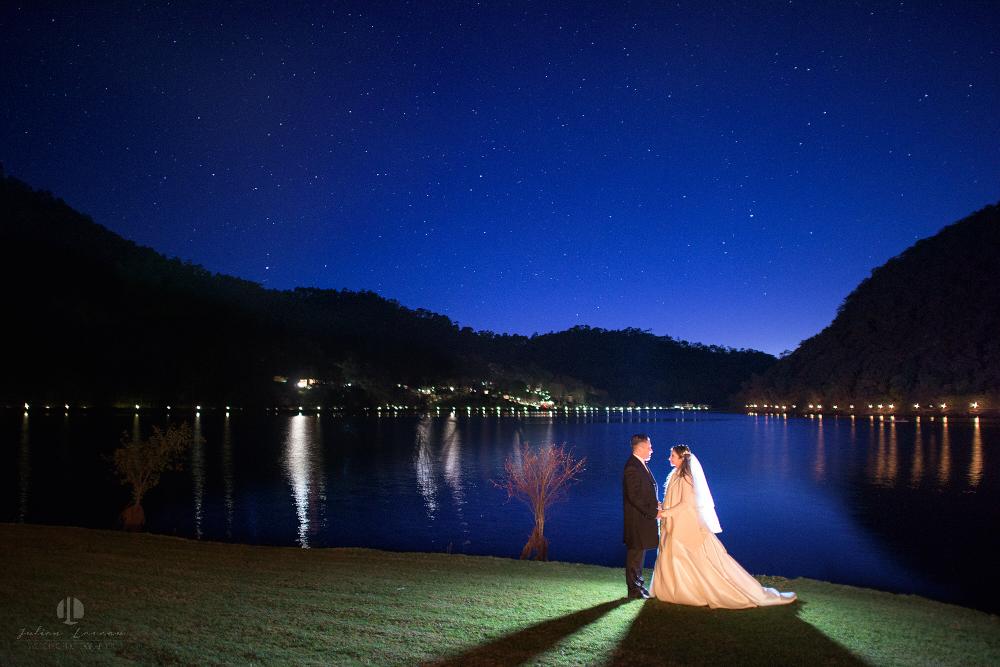 Professional Photographer – Romantic wedding at Sierra Lago, Jalisco, Mexico - use of flash