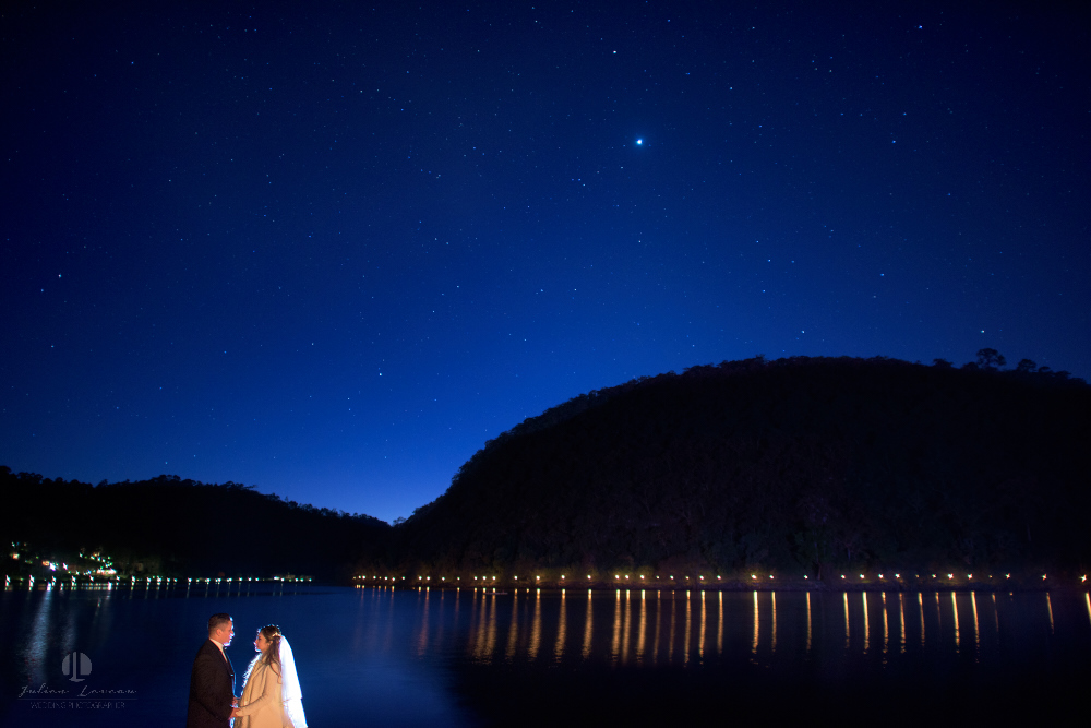 Professional Photographer – Romantic wedding at Sierra Lago, Jalisco, Mexico - night shot